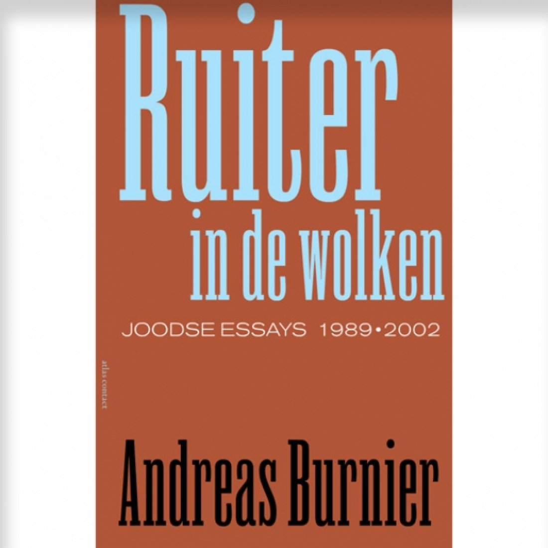 Essays van Andreas Burnier 2015