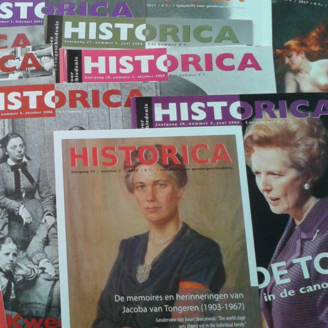 Digitalisering Historica 2020