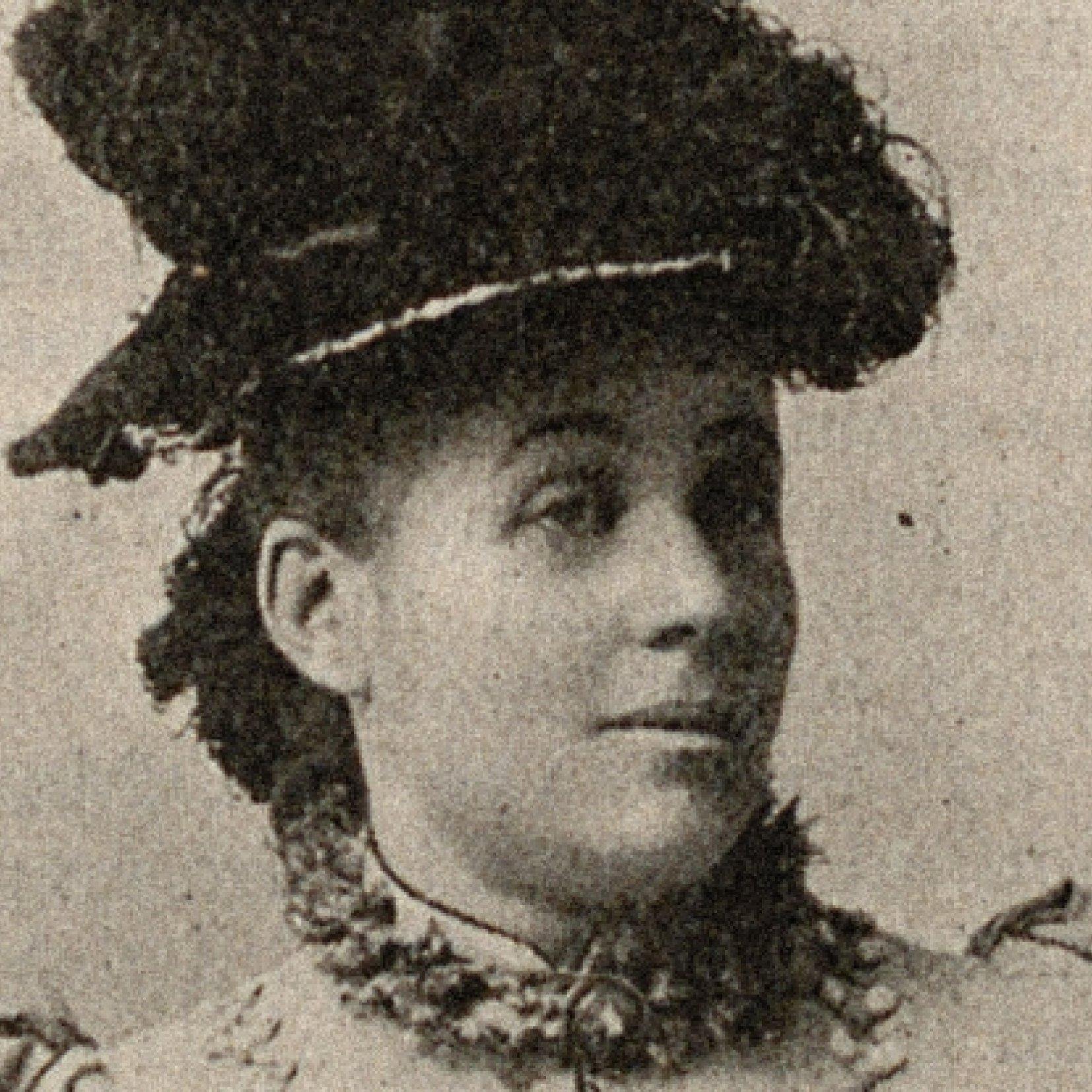 Wilhelmina Drucker als Annette Versluys-Poelman, 1919