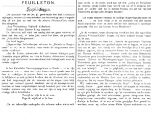 Evolutie, 24 november 1914 [fragment]